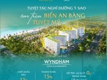 Căn hộ resort & Biệt thự Villas SHANTIRA BEACH mặt biển AN BÀNG HỘI AN