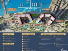 Bán căn 2 ngủ Toà tháp Sun Marina Town view Vịnh , trực diện Bến du thuyền