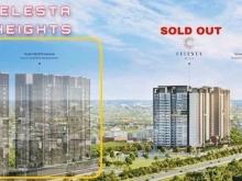 Chính thức nhận booking - dự án Celesta Heights - Mặt tiền đường Nguyễn Hữu Thọ