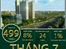 Lavita Thuận An, căn hộ xanh giữa lòng TP, 2PN giá 2,5 tỷ, TT 30% nhận nhà, CK5%