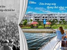 The Pearl Riverside - 1.42 tỷ là có nhà phố bên sông khu compound