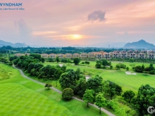 Bán biệt thự sân golf dự án Wyndham Sky Lake Resort & Villas