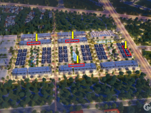 Liền kề, Biệt thự cạnh Vinhomes Ocean Park, giá chỉ 6,8 tỷ/căn, KD siêu đỉnh