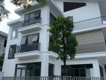 Bán BT song lập 3,5 tầng,250m2 đất,mặt tiền 10m khu D Dương Nội