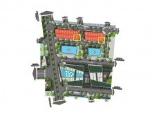 Bán 4 căn góc hàng ngoại giao vị trí siêu siêu vip của dự án Sun Group Sầm Sơn