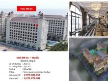 CONDOTEL Grand World Phú Quốc, chia lợi nhuận 30%/3 năm đầu tiên, sau 85:15