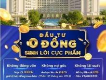 Condotel Grand Wolrd Phú Quốc, LN 10% 3 năm đầu, vay 100%, 0% lãi đến 8/2022.