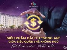 Siêu phẩm đầu tư 0 đồng với Boutique hotel Grand World Phú Quốc