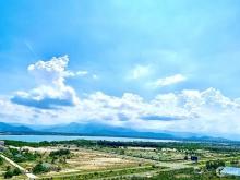 Bán đất full thổ cư, giá cực sốc ngay mặt tiền đường Tây Bán Đảo Cam Lâm