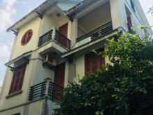 Bán biệt thự 4 thoáng tại Nguyễn Văn Cừ, 93m2, giá 6.5 tỷ.