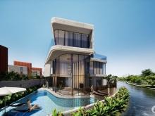 Suất Ngoại Giao Villas Đảo Ngọc Ven Biển Nam Đà Nẵng - Sổ Đỏ Lâu Dài