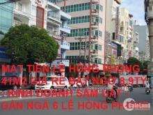 Bán nhà mặt tiền Lê Hồng Phong 41 m2 giá rẻ bất ngờ mùa dịch chỉ 8.9 tỷ