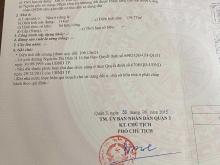 Bán nhà MT 17 Nguyễn Thị Diệu P 6 - 7x30m - 70 tỷ - Q 3 - 0933644449