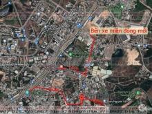 Bán đất quận 9 mặt tiền Hoàng Hữu Nam cạnh trường Mầm Non Tân Phú LH0907016378 M