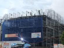Covid dí quá nên bán gấp nhà phố 3 lầu gần KDL Ghềnh Ráng, Quy Nhơn