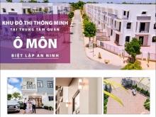Nhà PHÚ MỸ HƯNG tại CẦN THƠ giá từ 2 tỷ 5 triệu Khu đô thị Thông Minh THÀNH ĐÔ