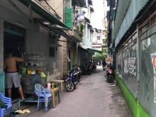 Điện Biên Phủ Quận 3-hẻm Ô tô- 2 mặt thoáng