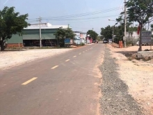 Bán lô đất mặt tiền đường lớn ngay khu cn bầu bàng bình dương