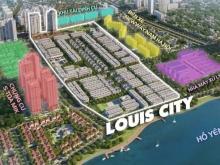 Bán 2 Lô Hướng Nam Trục 22,5 Dự án Louis City Hoàng Mai Giá Rẻ Chiết Khấu Cao