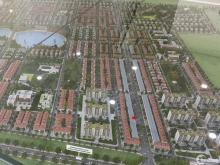 bán đất KDT mới Nam Vĩnh Yên, mặt đường 33m, gần cổng chào dự án