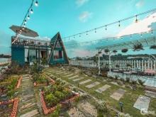 Bán đất + nhà vườn ngay trung tâm TP. Bảo Lộc, DT 500m2, đường QL 20 - Lê Lợi