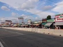 Bán đất sổ hồng 80m2 ngay chợ Nhật Huy, Hòa Lợi