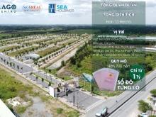 LAGO CENTRO - sở hữu đất nền full thổ cư chỉ với 330 triệu