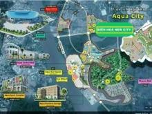 Đất nền sổ đỏ Biên Hoà New City - Hưng Thịnh, liền kề quận 9, giá 20 triệu/ m2