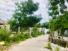 Bán đất giá rẻ,2 mặt tiền có thổ cư,gần QL 1A Cam Lâm Khánh Hòa.