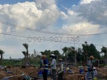 Bán gấp 2 lô đất 75m2 sổ hồng giá cực rẻ chỉ với 600triệu gần KCN Hải Sơn