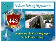 Đất nền Phước Đông _Gò Dầu _TP Tây Ninh