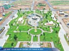 BÁN ĐẤT NỀN DỰ ÁN CENTURY CITY ( TÂM ĐIỂM ĐẦU TƯ AN TOÀN THỜI DỊCH)