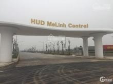 Bán đất nền khu đô thị mới Thanh Lâm Đại Thịnh 2 - HUD Mê Linh Central, Mê Linh,
