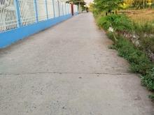 Đất 22x116 có 100m2 thổ cư Lộ 4M Trường Lạc Ô Môn