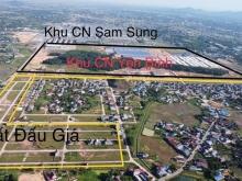 Chính chủ bán đất nền kcn phổ yên-Thái Nguyên