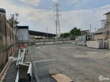 Bán đất làm xưởng QL1 An Phú Đông, Q.12, DT 1242m2 SHR Giá 16,5 tỷ