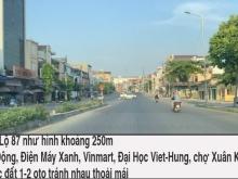Đất đẹp sổ đỏ Hà Nội dt 342m,nhiều công năng sử dụng giá  mùa dịch chỉ 4.7tr