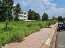 Lô đất nền xã Lộ 25, 108m2 thổ cư 100%, sổ riêng, ngay trường Nguyễn Viết Xuân