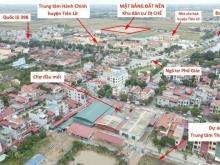 Đất nền sổ hồng chính chủ tại Tiên Lữ-Hưng Yên