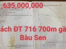 Đón đầu du lịch biển và cát đầu tư đất hoà thắng giá rẻ 130k/m2 Lh 0938677909