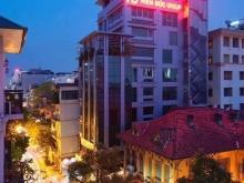 Cho thuê MBKD phố Trần Quốc Toản, Hoàn Kiếm diện tích 95m2 mặt tiền 11m giá 60tr