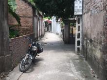 Chỉnh chủ bán 56m2 đât đường oto thôn bãi thụy, xã Đồng Tháp đường oto đi lại