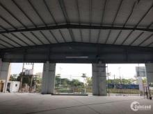 Cho thuê nhà xưởng, showroom, gara ô tô DT 1800m2 tại CCN Duyên Thái, QL1A, Hà N