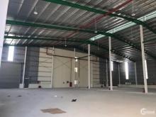 Cho thuê nhà xưởng, diện tích 1.100m2 KCN Đại Đồng, trạm điện 400KVA.