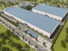 Cho thuê nhà xưởng mới xây dựng KCN Tiên Sơn, lô góc 3 mặt tiền DT  8000m2
