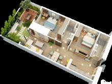 Sở hữu căn hộ BID Residence chỉ với 540tr, hỗ trợ lãi suất 0% tới khi nhận nhà
