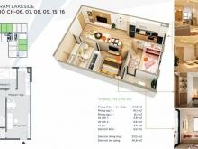 Chào bán căn hộ siêu hot trong tháng 8 này chỉ với 1 tỷ vnd / căn