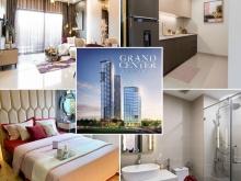 Căn hộ cao cấp Grand Center Quy Nhơn vị trí trung tâm chiết khấu 400-800 triệu