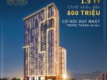 Giảm giá 800 triệu căn 2PN -70m2 căn hộ Grand Center. LH 0934830533