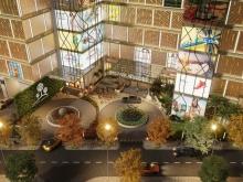 Bán căn hộ chung cư cao cấp 4PN cực rộng 203m2 ngay trung tâm quân Thanh Xuân